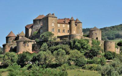Découvrir le Château Berzé le Chatel