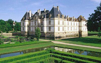 Visite du Château de Cormatin