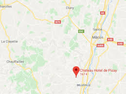 chateau de pizay maps