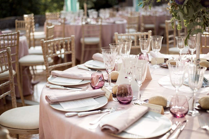 mariage chateau luxe