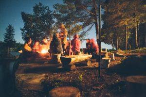 raisons simples d'aimer le camping